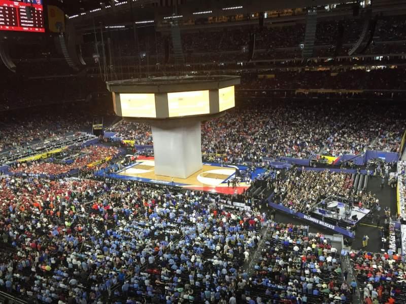 NRG Stadium, section: 530, row: G, seat: 26