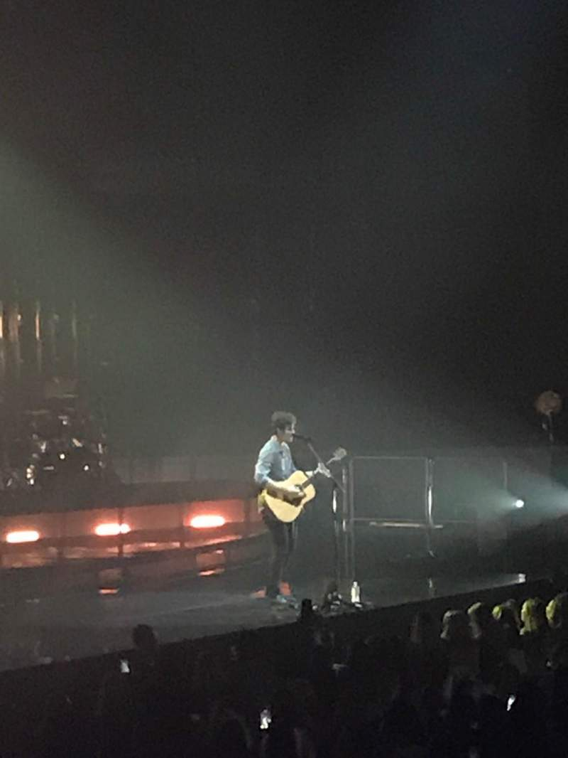 Allstate Arena, section: 103, row: L, seat: 1-2