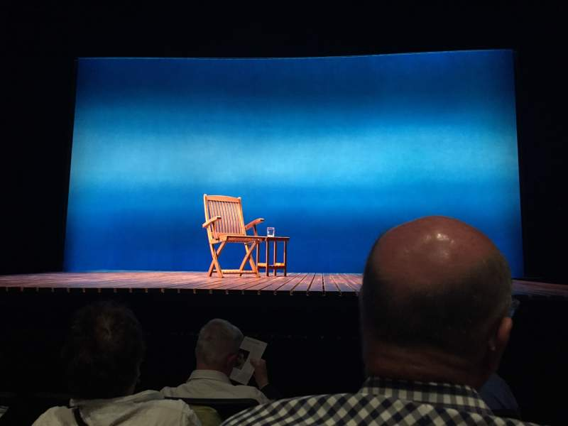 Seating view for Minetta Lane Theatre Section Orchestra Row E Seat 102