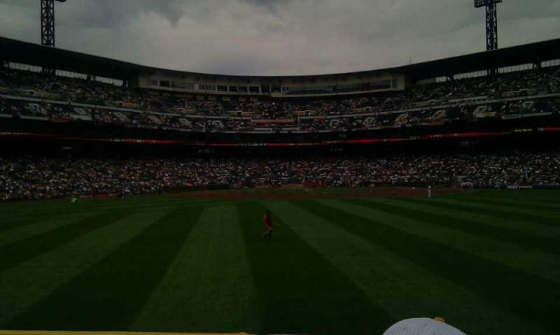 Seating view for PNC Park Section 139 Row C Seat 6