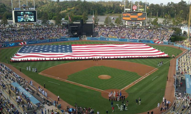 Seating view for Dodger Stadium Section 3TD