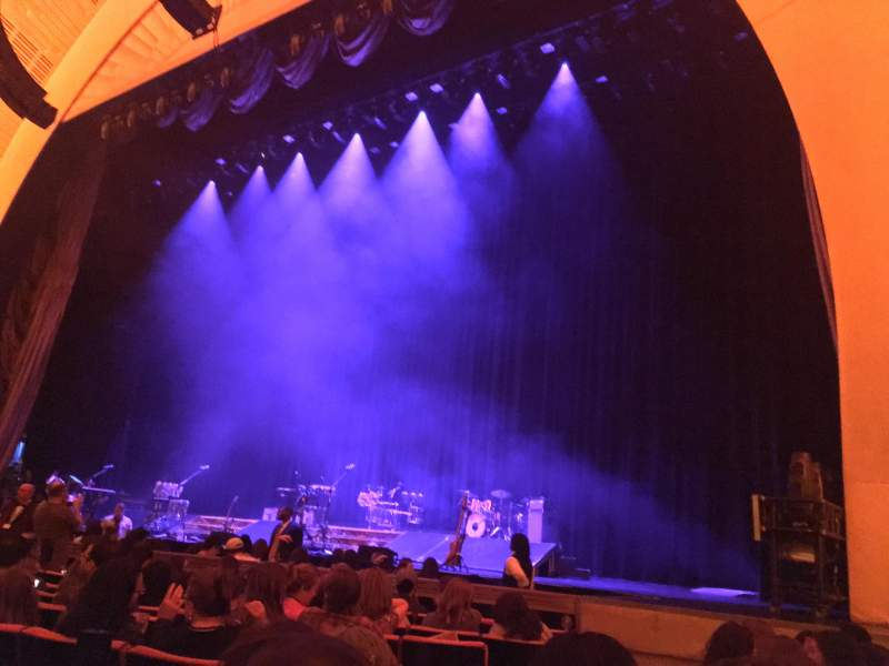 Radio City Music Hall, section: Orchestra 2, row: JJ, seat: 211