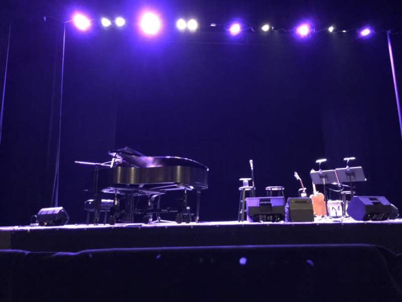Seating view for Renaissance Theatre Section Orchestra Left Row A Seat 3