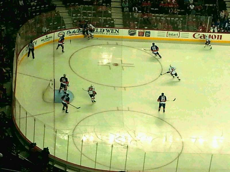 Scotiabank Saddledome, section: PL9, row: 13, seat: 4