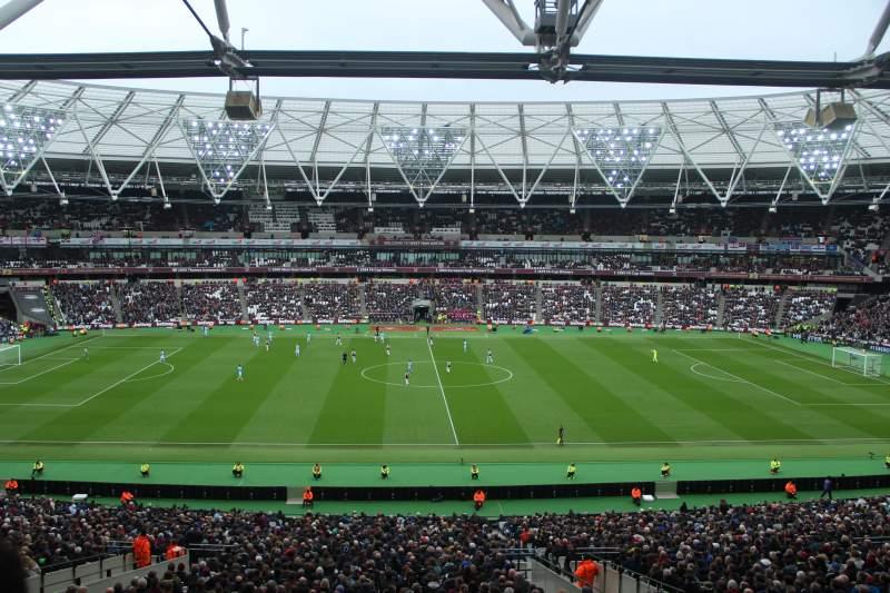 London Stadium, section: 236, row: 49, seat: 443
