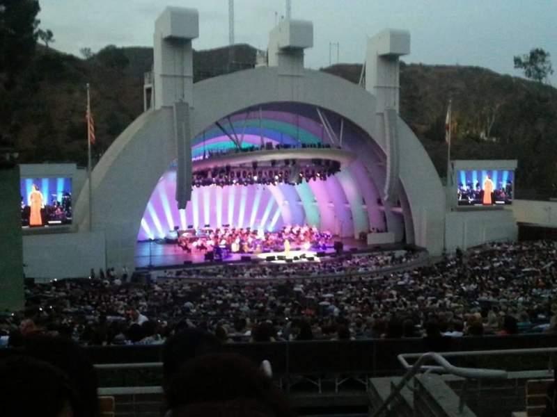 Hollywood Bowl Concerts >> Hollywood Bowl - Interactive Seating Chart
