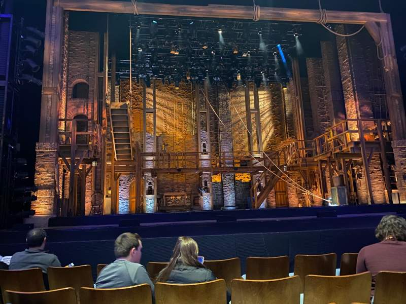 Seating view for DeVos Performance Hall Section Orchestra Row E Seat 31