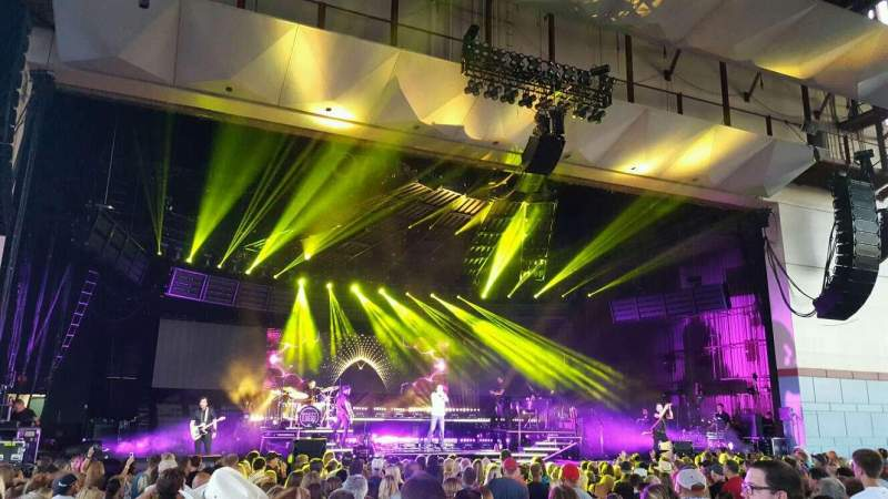 Riverbend Music Center, section: 200, row: J, seat: 234
