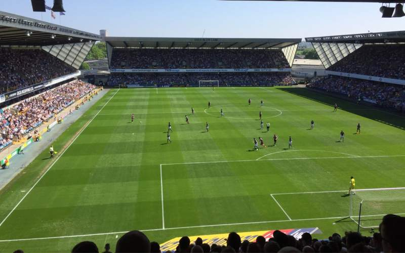 Photos Of The Millwall F C At The Den
