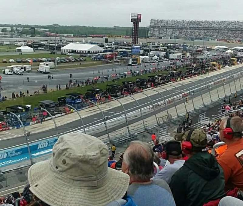 Dover International Speedway, section: 117, row: 28, seat: 5