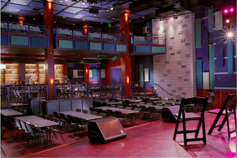 World Cafe Live, section: Stage, row: GA, seat: GA