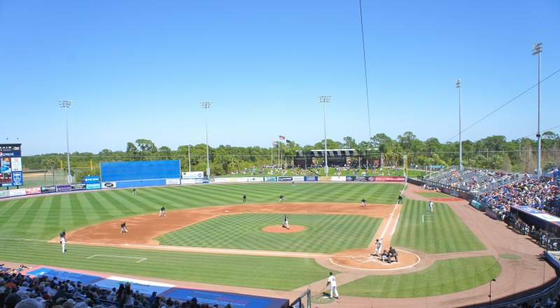 Seating view for First Data Field Section 204 Row N Seat 10