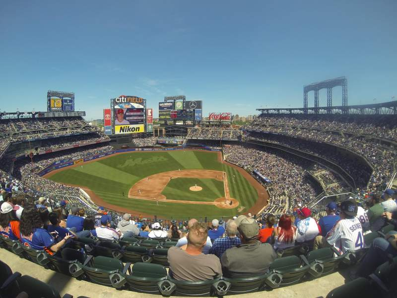 Citi Field, section: 519, row: 6, seat: 13