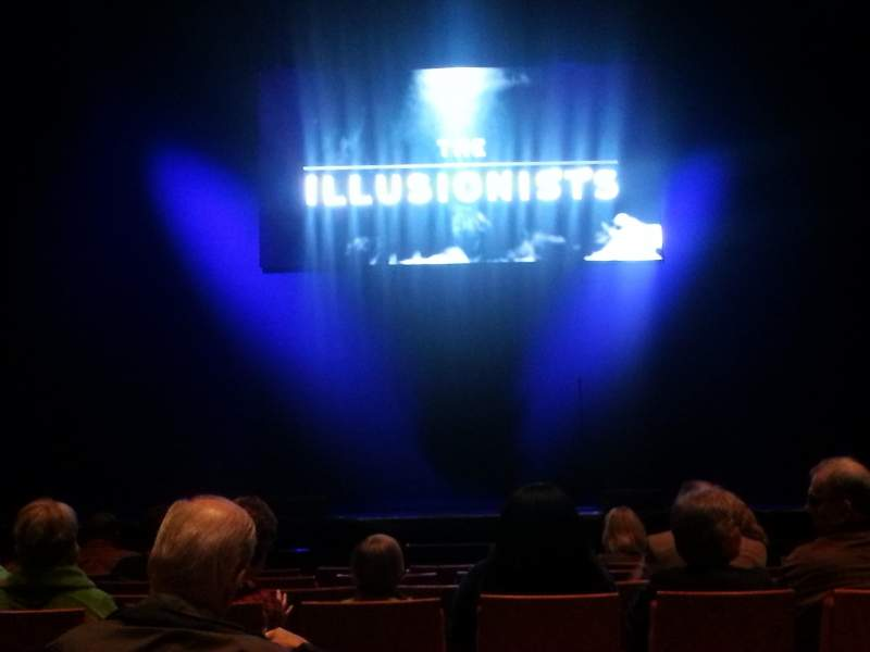 Seating view for Durham Performing Arts Center Section Orchestra 3 Row H Seat 11