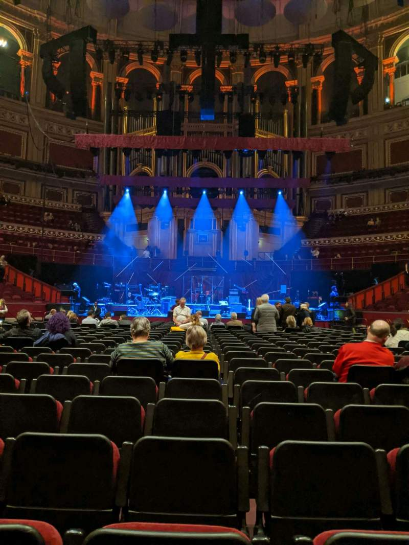 Seating view for Royal Albert Hall Section C Row 25 Seat 18