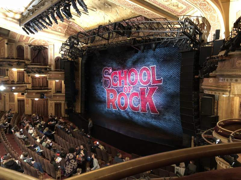 Seating View For Winter Garden Theatre Section Mezzo Row A Seat 24