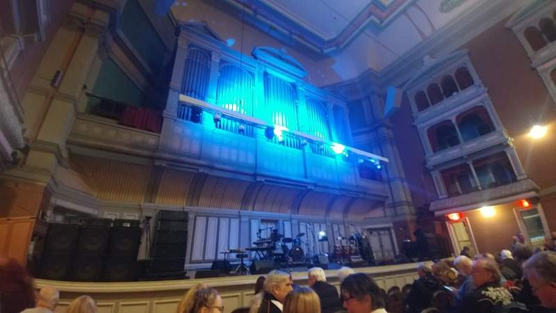 Seating view for Troy Savings Bank Music Hall Section Parquet Left