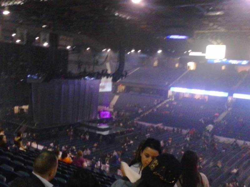 Seating view for Allstate Arena Section 212 Row LL Seat 14