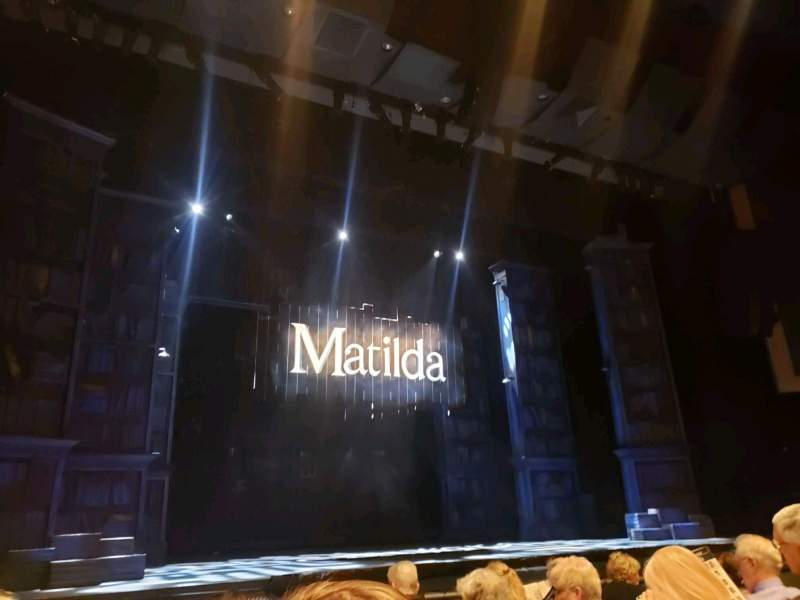 Seating view for La Mirada Theatre for the Performing Arts Section Orchestra Row G Seat 30,31