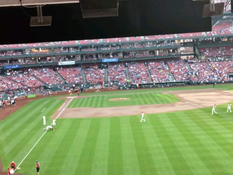 Seating view for Busch Stadium Section RJ1 Row C Seat 1