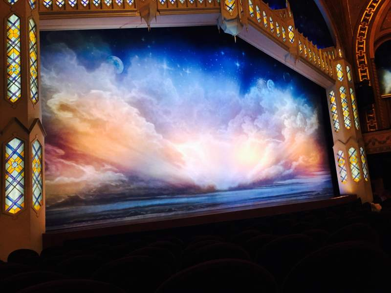Seating view for Eugene O'Neill Theatre Section Orchestra Row J Seat 13