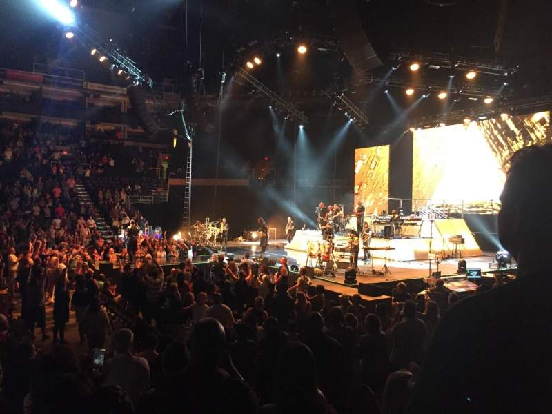 Talking Stick Resort Arena, section: 101, row: 8, seat: 13