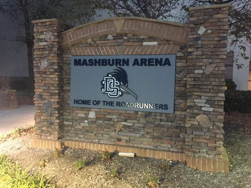 Seating view for Mashburn Arena