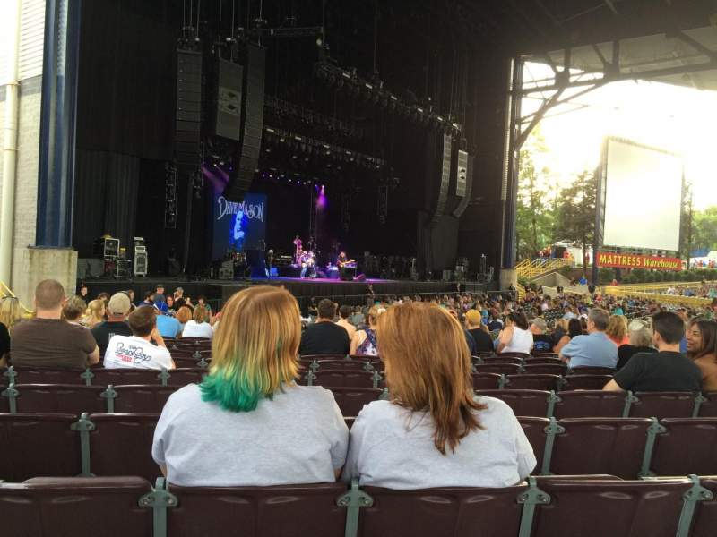 Seating view for Jiffy Lube Live Section 103 Row M Seat 40