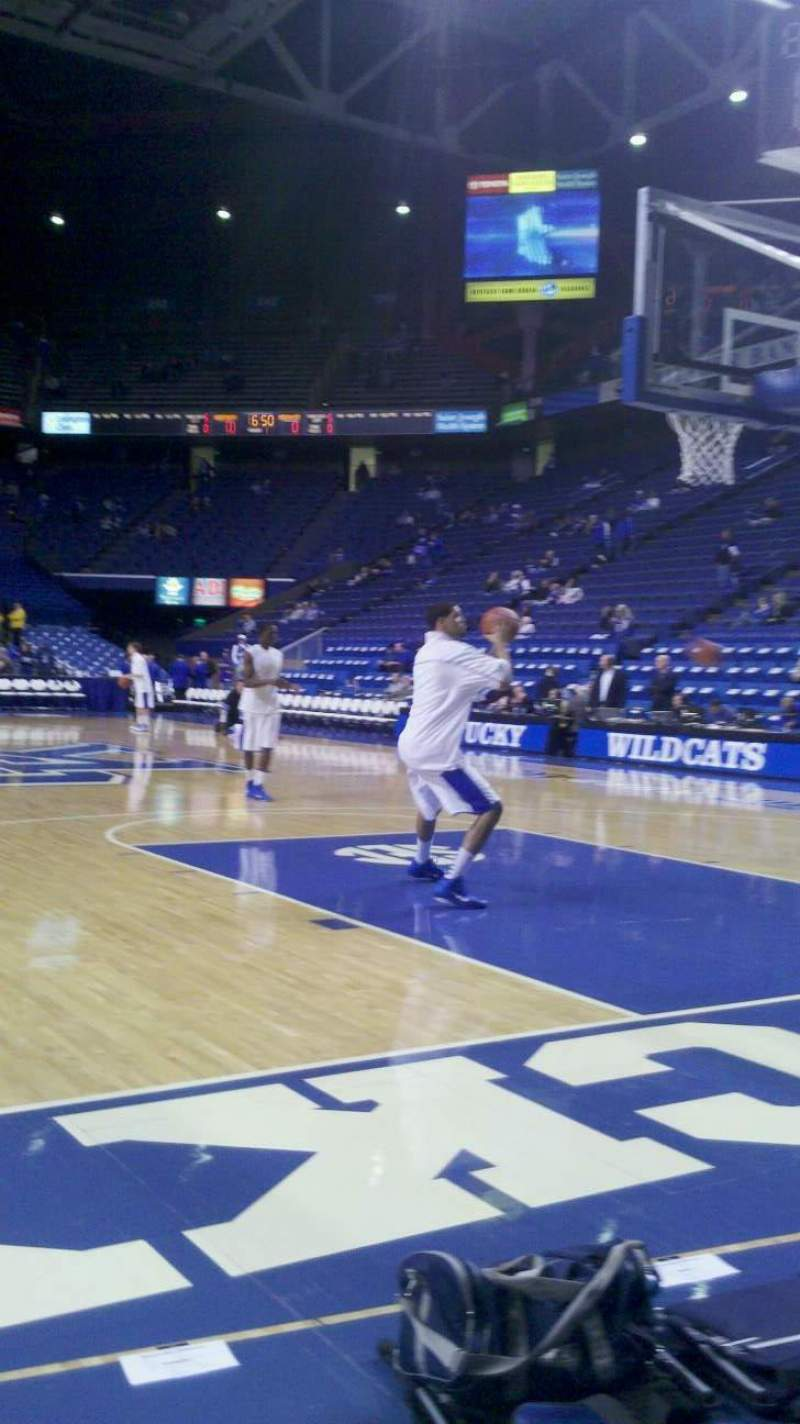 Seating view for Rupp Arena