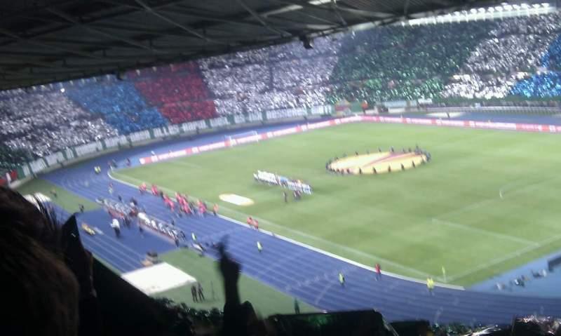Seating view for Gerhard Hanappi Stadium