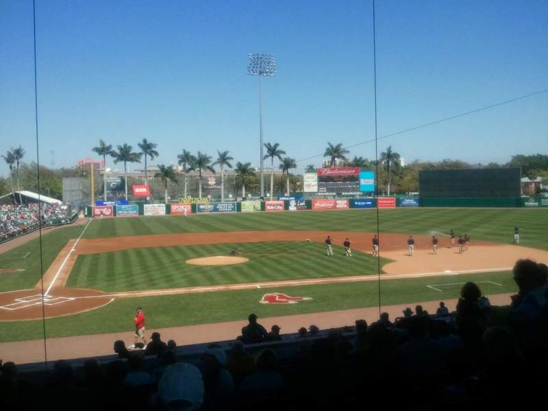Seating view for City Of Palms Park Section 205 Row 13 Seat 14