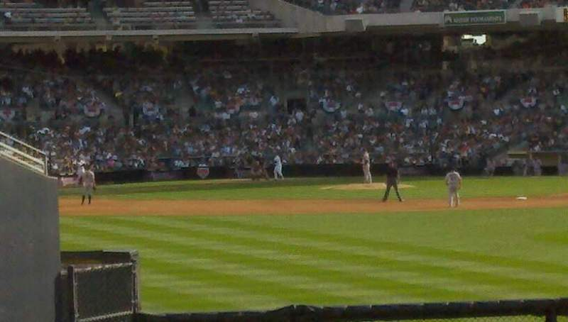 Seating view for PETCO Park Section bleachers Row 13 Seat 2