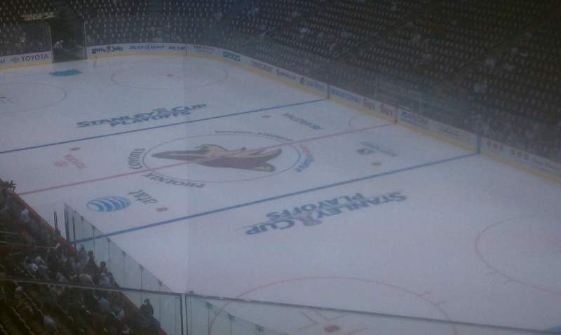 Seating view for Gila River Arena Section 226 Row c Seat 9