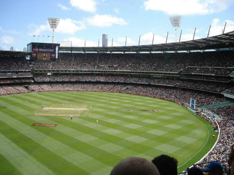 Seating view for Melbourne Cricket Ground