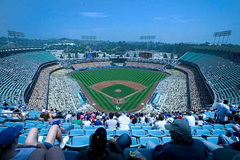 Seating view for Dodger Stadium Section 3TD Row N Seat 10
