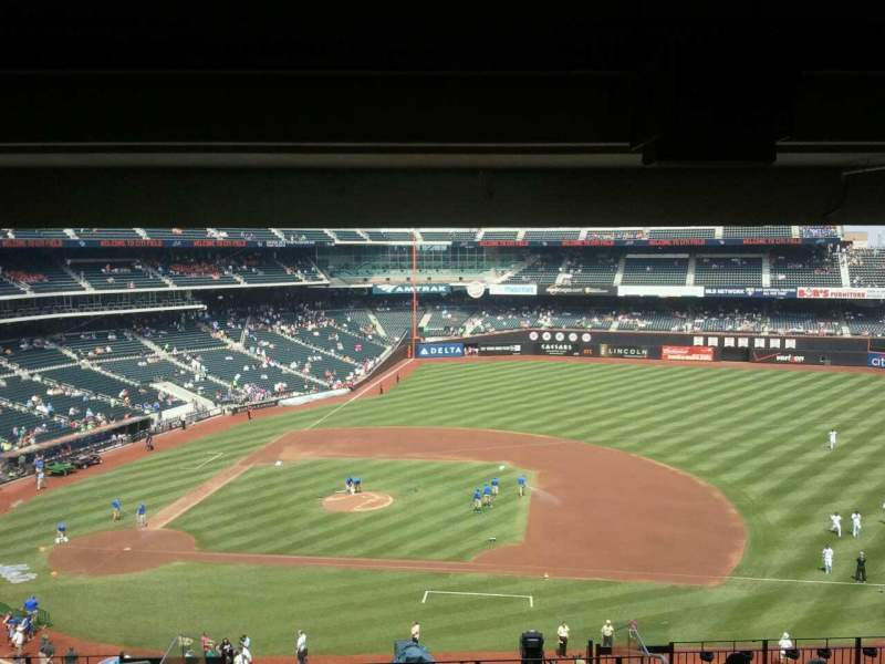 Seating view for Citi Field Section 311 Row 12 Seat 6
