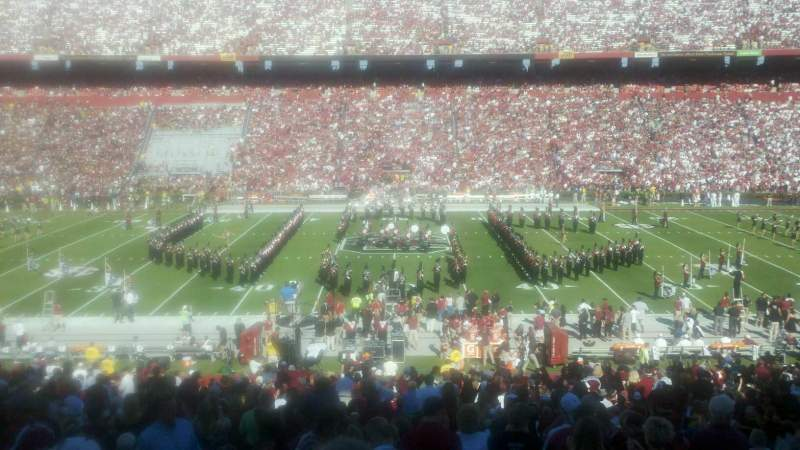 Seating view for Williams-Brice Stadium Section 5 Row 44 Seat 17