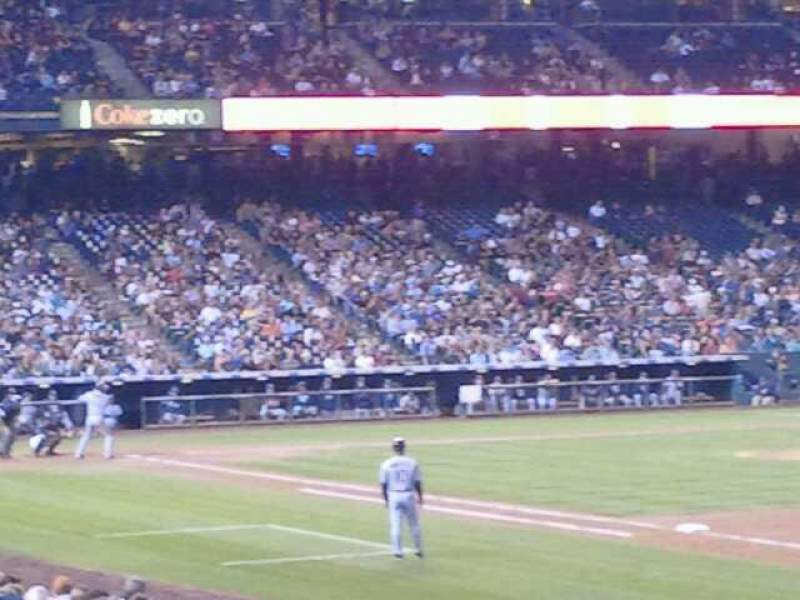 Seating view for Coors Field Section 116 Row 16 Seat 4