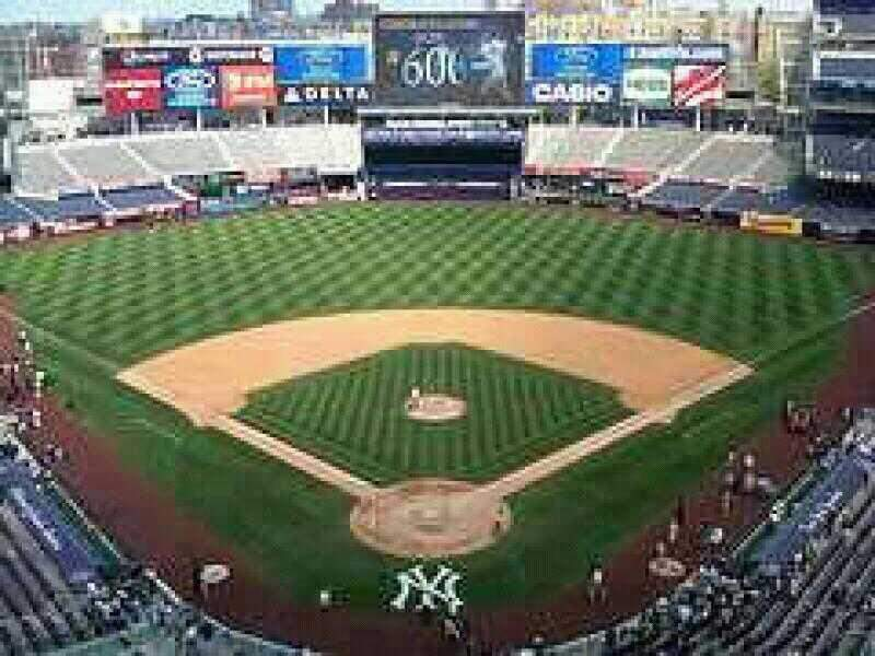 Seating view for Yankee Stadium Section 420B