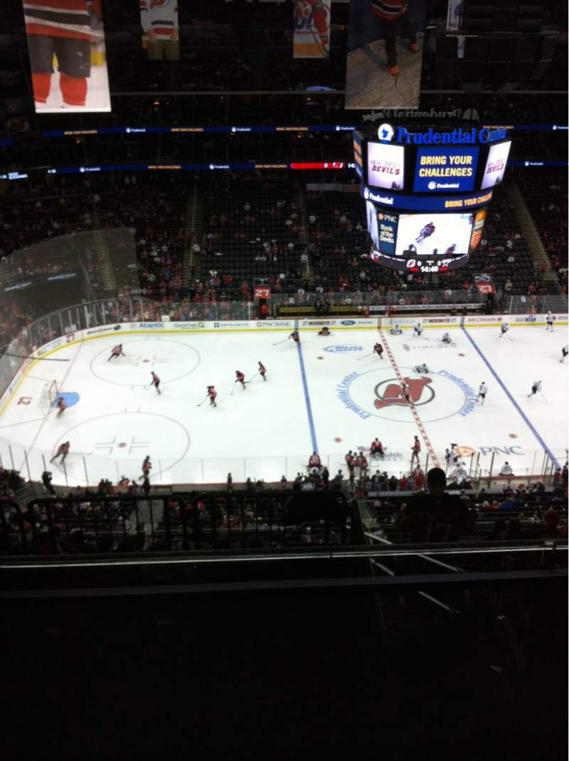 Prudential Center Section 228 Home Of New Jersey Devils