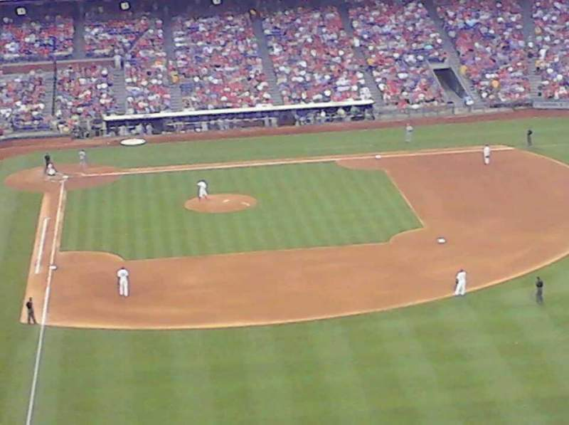Seating view for Citizens Bank Park Section 304 Row 21 Seat 21