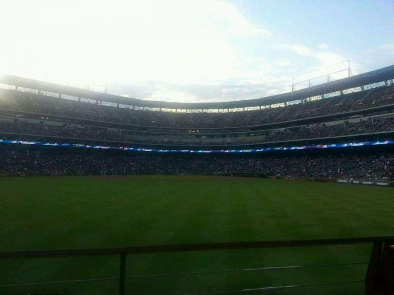 Seating view for Globe Life Park in Arlington Section 52 Row 2 Seat 6