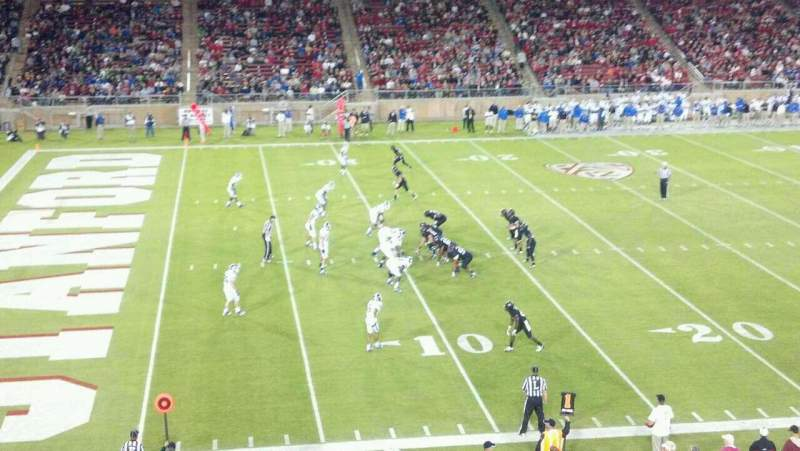 Seating view for Stanford Stadium Section 216 Row 1 Seat 20