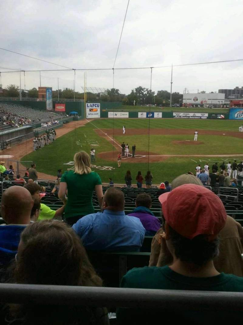 Seating view for Cooley Law School Stadium