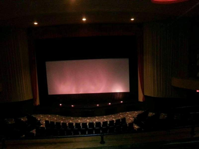 Seating view for Uptown Theater (Minneapolis)Seat AA13