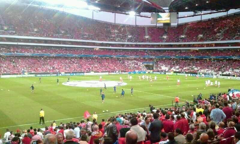 Seating view for Estádio da Luz