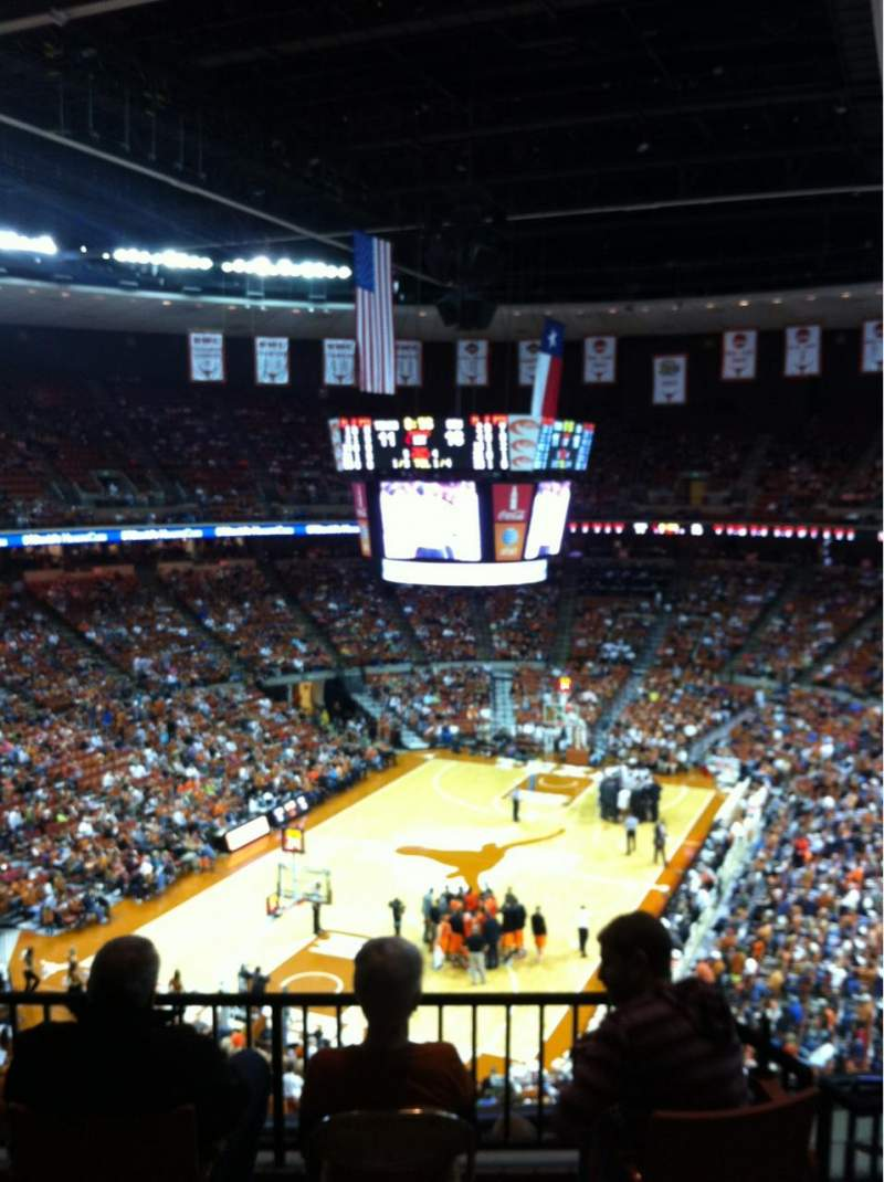 Seating view for Frank Erwin Center Section 89 Row 6 Seat 2