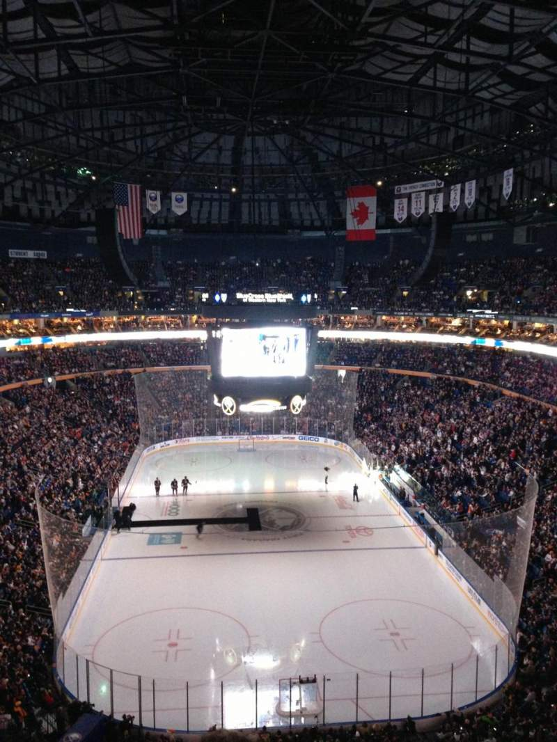 Keybank center interactive seating plan for Restaurant seating chart app