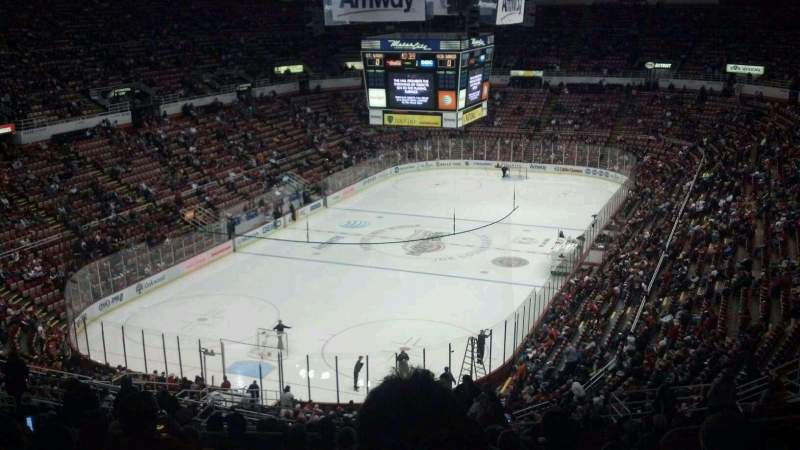 Seating view for Joe Louis Arena Section 213A Row 23 Seat 4