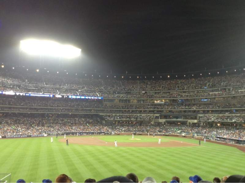 Seating view for Citi Field Section 138 Row 10 Seat 14